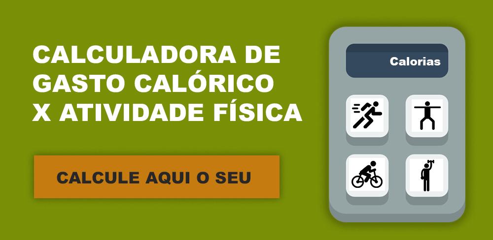 Quantas calorias você elimina na atividade física?
